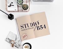 Studio B54 · Branding