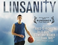 Linsanity the Movie: Visual Identity