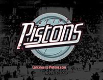 Detroit Pistons Redesign