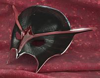 Elven Helmet - Maiev shadowsong's Helmet - WIP