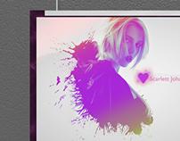 Composição | Scarlett Johansson