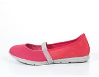 Commuter Footwear - Reebok Sublite Two Travel
