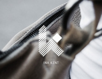 Corporate & Brand Identity – Ina Kent
