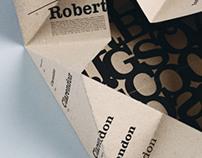 Typography Identity - Clarendon