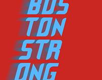 Boston Strong Sneaker