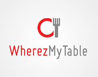 WherezMyTable App Logo