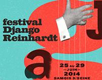 Festival Django Reinhardt 2014
