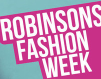 Robinson Spring Fashion Week