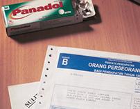 Panadol - Income Tax