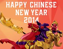 Happy Chinese New Year 2014