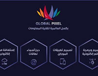 Our Services - Global Pixel -