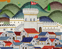 Rhodes Island and Edirne Palace Gates
