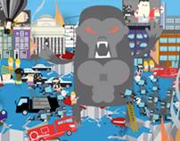 Corporate ID : King Kong