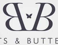Bullets & Butterflies Identity