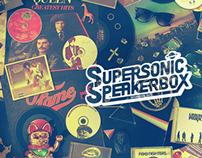 Supersonic Speakerbox