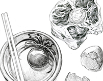 Food Pencilled