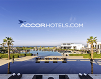 AccorHotels.com Home Page