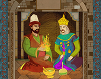 Sufi Book Illustrations