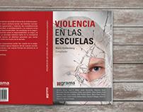 Tapas libro Grama ediciones - Book covers Grama edition