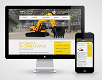 Avecapital - excavators and accessories
