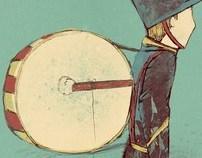 Bear Attack - Drummerboy