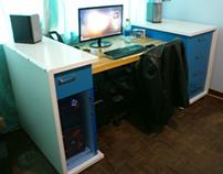 Life Changing Computer Desk