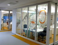 Art Associates for Emma Children Hospital Amsterdam