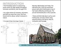 Design Thinking - Lancaster City Council, UK