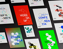 Biennal d'Escultura Poster Identity