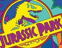 Jurassic Park - Poster Redesign