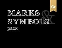 Logo marks & Symbols Pack
