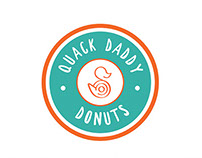 Quack Daddy Donuts | Food Truck