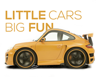 Little cars, big fun!