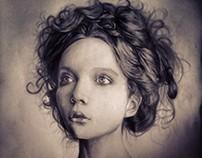 school assignment: basic illustration pencil drawing ~