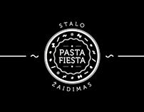"""Board Game """"Pasta Fiesta"""""""
