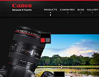 Canon ProSite, Responsive