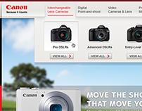 Canon Consumer Product