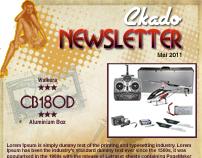 Newsletter Vintage