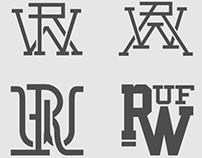 Rufwood Monogram Study