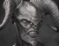 Demon Bust