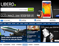 Samsung Galaxy Note3 + Gear - ADV Homepage Libero.it