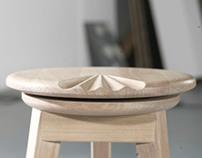 Flamenco | Stool