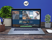 Web design: Ad agency