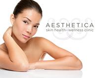 Aesthetica Logo Design