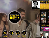 Minisite Cobrand Eagle Pictures - Film: American Hustle