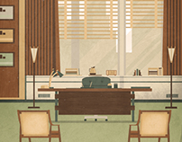 Mad Men - Office