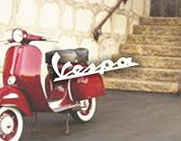 VESPA |  Ride Without Restriction Campaign