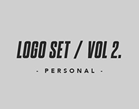 Logo Set Vol 2. - Personal
