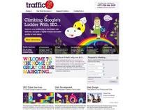 Traffic's Website Design Portfolio