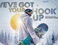 Sierra-At-Tahoe 2014 Brand Campaign